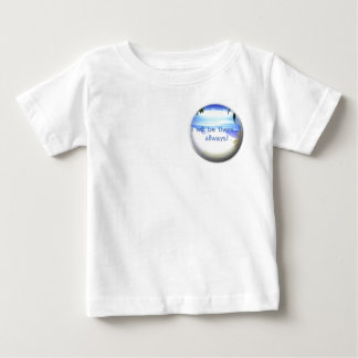 I will be there baby T-Shirt