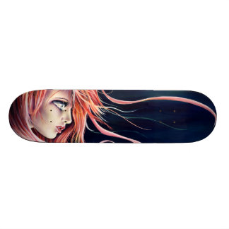 I Will Be With you When You Lose Your Breath Skateboard Deck