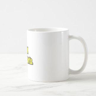 I Will Beat Arthritis Classic White Coffee Mug