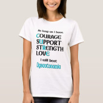 I will beat Dysautonomia T-Shirt