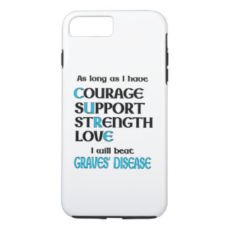 I will beat Graves' iPhone 7 Plus Case