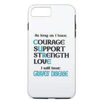 I will beat Graves' iPhone 8 Plus/7 Plus Case
