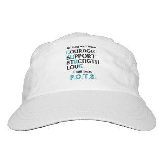 I will beat P.O.T.S. Hat