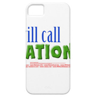 I will call Nations - Isaiah 55:5 iPhone 5 Cases