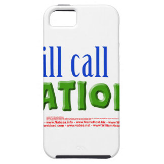 I will call Nations - Isaiah 55:5 iPhone 5 Cover