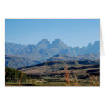 I will climb the highest mountain greeting cards