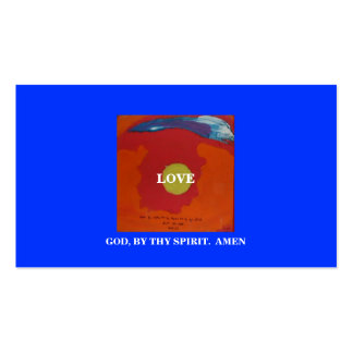 I WILL COME TO YOU Double-Sided STANDARD BUSINESS CARDS (Pack OF 100)