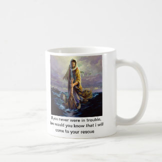 I will come to your rescue coffee mug