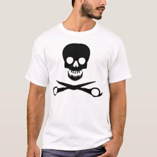 I will cut you_2011_BLK T-Shirt