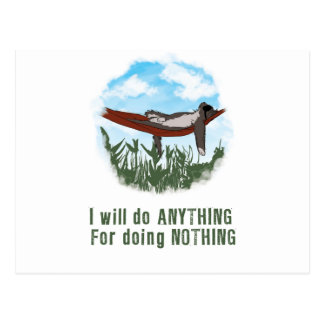I will do ANYTHING.png Postcard