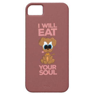 I Will Eat Your Soul iPhone SE/5/5s Case