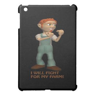 I Will Fight For My Farm iPad Mini Case