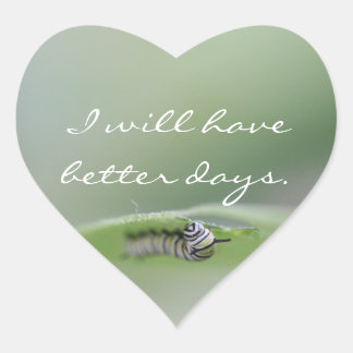 I will have better days Stickers