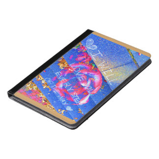 I Will Love You Every Step of the Way iPad Air Case