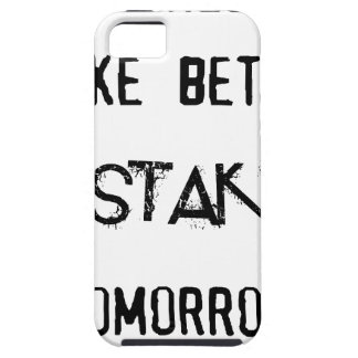 i will make better mistakes tomorrow iPhone SE/5/5s case