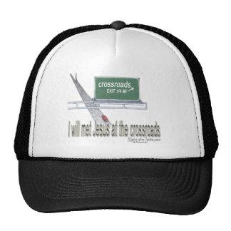 I will met Jesus at the crossroads. EXIT1 Trucker Hat