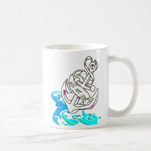 I Will Not Sink Mug