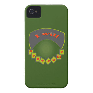 i will overcome Case-Mate iPhone 4 case