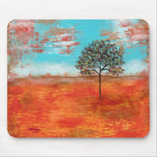 I Will Revere Design From Original Painting Mouse Pad