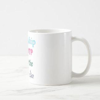 I Will Ship my OTP until the Day I Die Coffee Mug