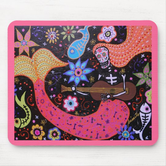 I WILL SING TO YOU A LOVESONG MOUSE PAD