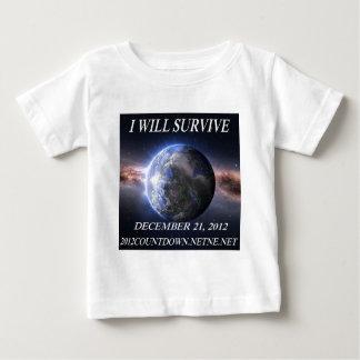 I will survive 2012 tshirt