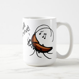 I Will Survive Singing Roach - Mug