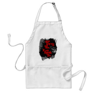 I Will Think For You Adult Apron