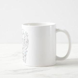 I Will Walk Where There Is No Path Coffee Mug