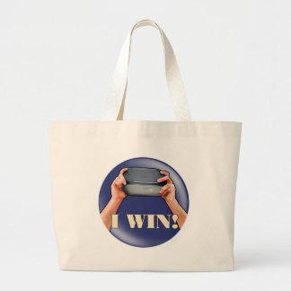 I win! swag bag