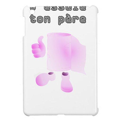 I wipe your father iPad mini cover