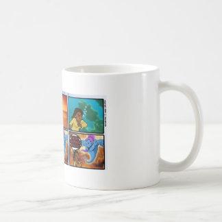 I wish a muf*gga WOULD!! Classic White Coffee Mug
