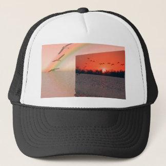 I wish I could fly Trucker Hat