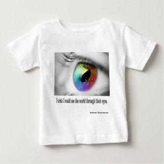 I wish I could see Baby T-Shirt