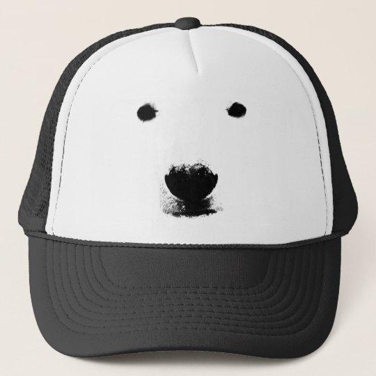 I wish I was a bear Trucker Hat