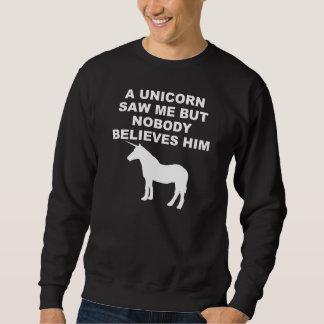 I Wish I Was A Unicorn Sweatshirt