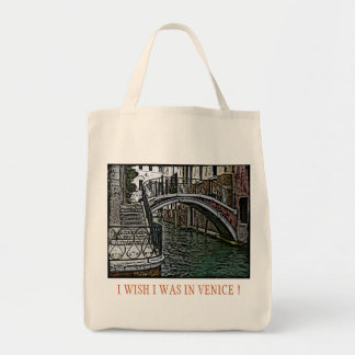 I WISH I WAS IN VENICE-4 BAGS