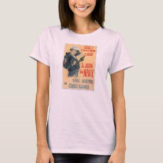 I wish I Were A Man T-Shirt