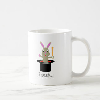 I wish... classic white coffee mug