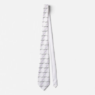 I Wish The World Was As Linear As This (Stats) Tie