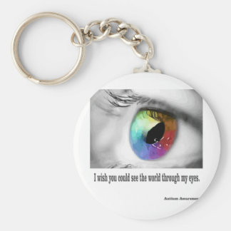 I wish you could see keychain