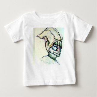 I wish you knew how much I love you the ambient Baby T-Shirt