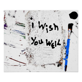 i wish you well poster