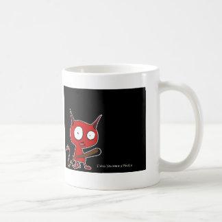I wish you were a pinata coffee mug