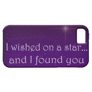 I Wished on a Star and Found You iPhone SE/5/5s Case