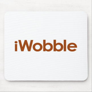 I Wobble Mouse Pad