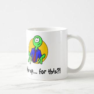 I Woke Up... for This?! Hurbi Mug
