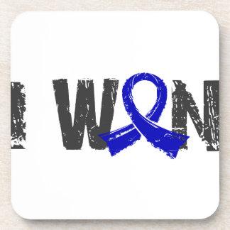 I Won Anal Cancer Coaster