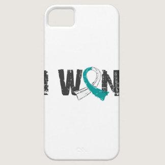 I Won Cervical Cancer iPhone SE/5/5s Case