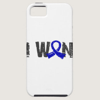 I Won Colon Cancer iPhone SE/5/5s Case